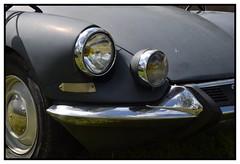 citroen id (Christ.Forest) Tags: citroen id chevron roue chrome 1966 boule 4phareboule nikon pneu