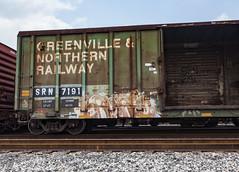 (o texano) Tags: houston texas graffiti trains freights bench benching erupto a2m adikts d30