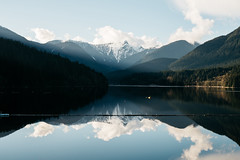 The Lions (eric.vanryswyk) Tags: the lions north vancouver west pacific capilano river cleveland dam british columbia canada nikon d610 nikkor 50mm f18 landscape serene mountains hills forest clouds sky warm coastal cascades northwest