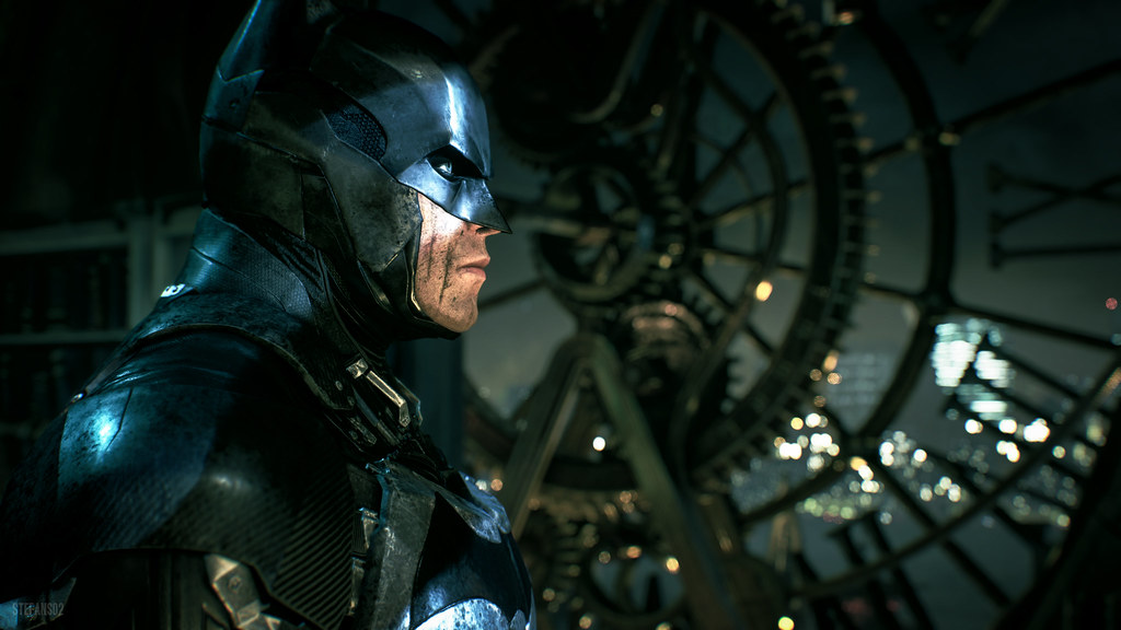 Batman: Arkham Knight / The Dark Knight by Stefans02, on Flickr