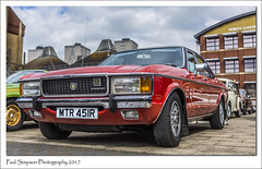 1977 Ford Granada (Paul Simpson Photography) Tags: fordgranada granada ford classiccarshow carshow paulsimpsonphotography transport scunthorpe sonya77 imagesof imageof photoof photosof 1970s 1977 carsfromthe1970s transportshow mtr451r
