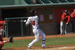 Bo Bichette 011 (mwlguide) Tags: ballyard leagues ballpark michigan lansing midwestleague 3587 may peoriachiefs baseball lansinglugnuts 2017 nikon nikond500 d500