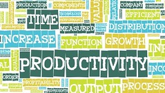 PRODUCTIVITIES  PakornOnCloud (pakornriewraksa) Tags: productivity productive work place concept increase increasing office growth growing enhancing process company time management managing output input business skill skills job done knowledge workplace conceptual abstract background marketing motivation motivating employee employees motivational wallpaper poster colorful creative efficient efficiency
