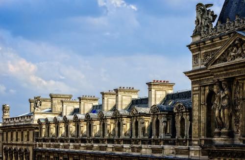 Richelieu Wing, Louvre