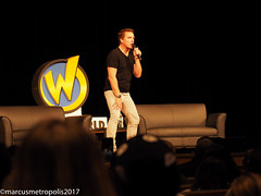Wizard World Comic Con Mpls (Marcus Metropolis) Tags: wizardworld comiccon mpls minneapolis convention center mn dayone olympus omdem5mark2 8mmzuikofisheyef18 25mmzuikof18 digitalphotography photography con conventions costumes cosplay heros villains superheroes heroines johnbarrowman