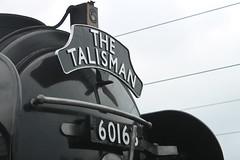 The Talisman (g4vvz) Tags: lner a1 peppercorn tornado 60163 462 pacific east coast mainline ecml darlington london kings cross x steam train br green uk apple locomotive talisman newark north gate