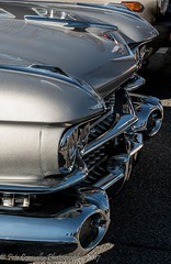 Jagged Edge (4 Pete Seek) Tags: caffeineandoctane caffeineandoctanecarshow carshow cars oldcars cadillac lowrider grill