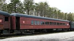 PRR Car 1706 (kitmasterbloke) Tags: tuckahoe nj usa jersey railroad tourist iutdoor transport diesel locomotive train