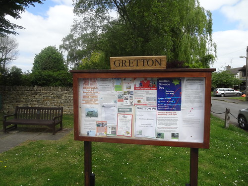 Whats on in Gretton