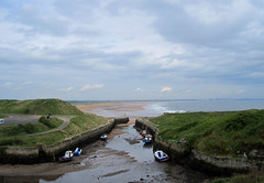Harbour at Seaton Sluice (patf73) Tags: seatonsluice harbour boats