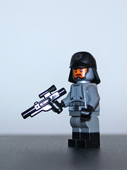 First Order Moustache (11inthewoods) Tags: lego star wars first order minifig soldier nexo knights