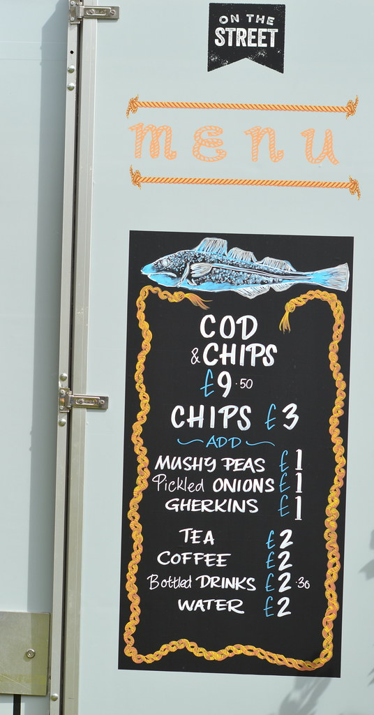 fish and chip shop menu template - the world 39 s best photos of menu and pricelist flickr
