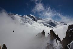 Mont Blanc (charles.caer) Tags: montblanc tacul domedugouter montmaudit alpes alpen alps 4000er aiguiilledugouter aiguilledumidi