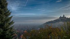 2017 Nebeliger Morgen (jeho75) Tags: sony rx100 deutschland germany harz wernigerode schloss nebel fog morgen morning mood morgennebel morgendunst