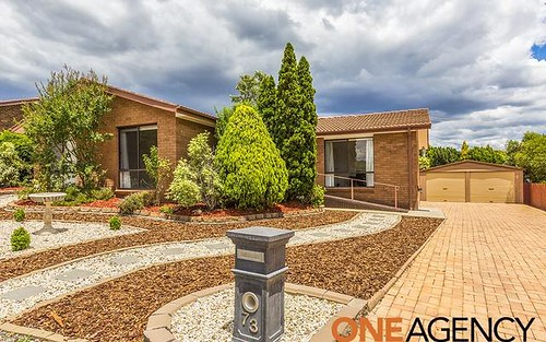 73 Couchman Crescent, Chisholm ACT
