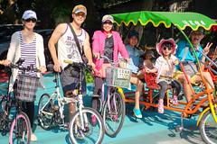DSCF2545 (Brian HCH) Tags: fujifilm xt1 brianhuang 腳踏車 新屋 新屋綠色隧道