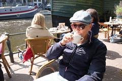 DSCF2249.jpg (amsfrank) Tags: candid amsterdam rivierenbuurt prinsengracht marcella cafe bar marcellas terras sun people tourists
