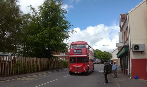 Swansea Bus Museum Running Day