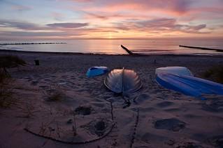 Sunset - Wustrow/Fischland
