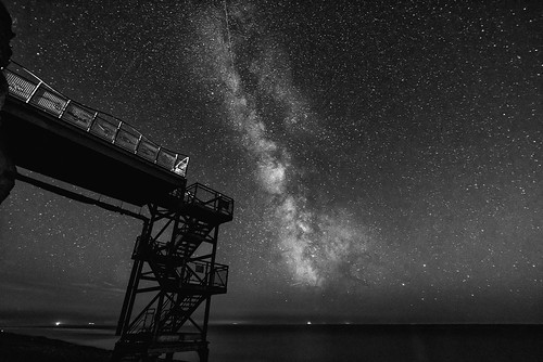 Milky Way at Birling Gap