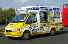 Anyone for Ice Cream? - Walker Quayside (Ermintrude73) Tags: icecream icecreamvan icecreamtruck vehicle transport commercial venetianices