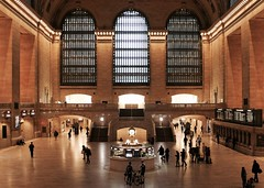 Grand Central Main Concourse (Towner Images) Tags: us usa ny nyc towner america townerimages newyork bigapple city urban manhattan grandcentral grandcentralterminal station rail railway light lighting illumination building architecture