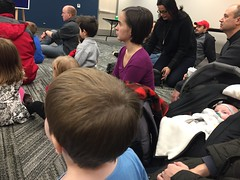 "Paul at Storytime with the Christensons • <a style=""font-size:0.8em;"" href=""http://www.flickr.com/photos/109120354@N07/34533026745/"" target=""_blank"">View on Flickr</a>"