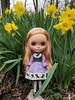 Mademoiselle Rosebud (hushiepie) Tags: blythe doll mademoisellerosebud
