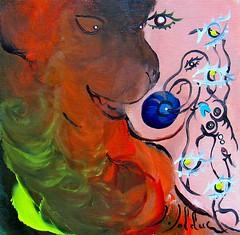 TATOUAGE (Claude Bolduc) Tags: tatoo artsingulier art outsiderart lowbrow intuitiveart visionaryart artbrut