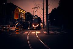 Night in the city (Master Iksi) Tags: night beograd belgrade srbija serbia canon road traffic urban light