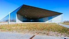 Modern museum building – Eesti Rahva Museum / Modernes Museumsgebäude