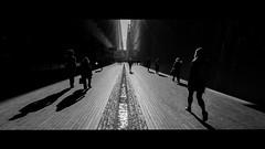 More or less (Panda1339) Tags: london cinematic abstract architecture morelondonriverside blackandwhite uk light monochrome nikond3300 1024g