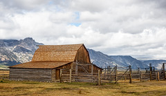 Barn (DL Photo) Tags: mormonrow landscape grandtetonnp architectual wyoming
