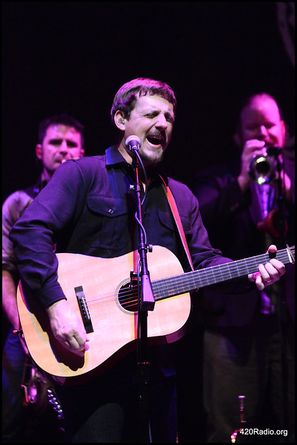 Sturgill Simpson - Keller Auditorium - Portland, OR - 11/12/16
