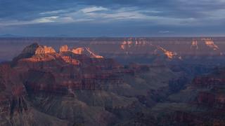 Grand Canyon View & Light