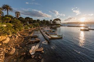 Cap d'Antibes - Port de l'olivette