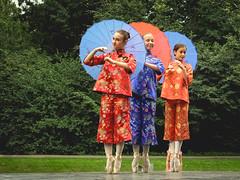 Dag van de Romantiek. (Stevox-1) Tags: xf23mmf14 xt1 romance romantiek people ballet japan outdoor romantica fujifilm fuji