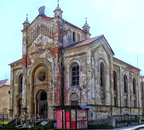 Bytca Synagoge