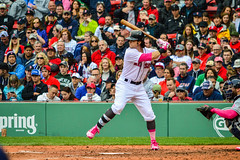 Andrew Benintendi (g.bessette928) Tags: tampa bay rays tampabayrays mothers day mothersday boston red sox bostonredsox mlb fenway park fenwaypark massachusetts baseball american league americanleague