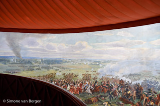 Battle of Waterloo Panorama