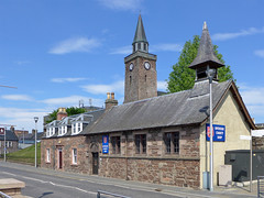 Salvation Army, Inverness (jrw080578) Tags: trees road church buildings scotland inverness highlands