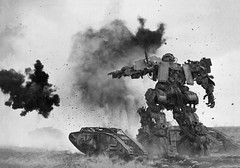 transformers-history-3 (capcomkai) Tags: tf5 tlk 變形金剛 變型金剛5 最終騎士 bbb hound ironhide kinght autobot