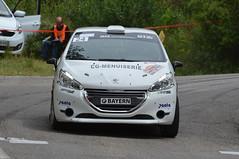 Peugeot 208 R2 - PA. Santoni (jfhweb) Tags: jeffweb sportauto sportcar racecar voiturederallye rallycar voituredecourse courseautomobile rallye rally rondedeladurance durance durance2017 lambesc 43èmerondedeladurance peugeot 208 208r2 santoni