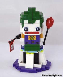 The Joker BrickHeadz Mods & Spin-Stand