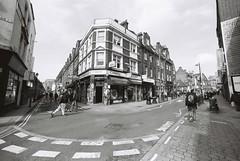 Brick Lane (goodfella2459) Tags: nikon f4 af nikkor 14mm f28d lens adox silvermax 100 35mm blackandwhite film brick lane whitechapel east end london bwfp milf