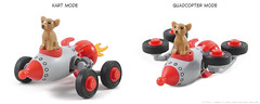 Mini Racers: Laika's Lackey (Unijob) Tags: lego leg godt laika dog space rocket minifig figure series 17 cmf soviet boy classic bricks klocki racers mini miniature chihuahua pet toy toys racing wheel vintage retro fire kart karting cute lackey stud tiny small rotor copter quadcopter drone doggy speed mario moc own creation unijob lindo