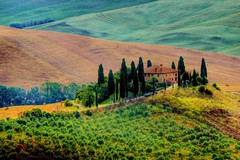 Val d'Orcia Tuscany (Rex Montalban Photography) Tags: rexmontalbanphotography tuscany valdorcia poderebelvedere italy europe sanquiricodorcia