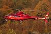 N5RH (Aerospace Imaging) Tags: n5rh bell helicopter bell430 martinsvillespeedway martinsville virginia rotarywing usa nascar autoracing rickhendrick hendrickmotorsports jimmiejohnson olddominion500 sunset helipad