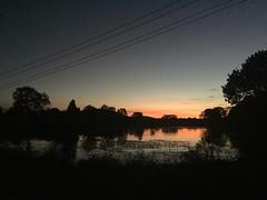 Sunset over the billabong (freelancing god) Tags: railscamp northernterritory mountbundystation railscamp21