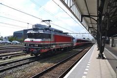 Hengelo 20170506 CT 1618 met Noors treinstel (NS441) Tags: